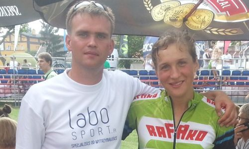 Marcin Florek i Ewa Bugdoł