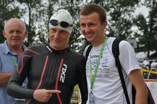 Sidney Polak i Filip Szołowski