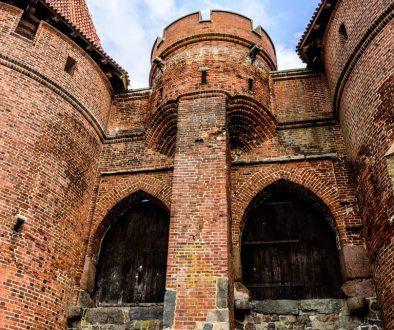 zamek krzyżacki malbork
