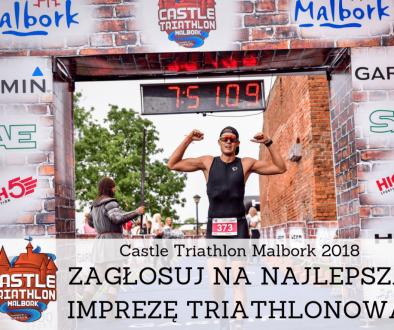 najlepsza impreza triathlonowa roku 2018