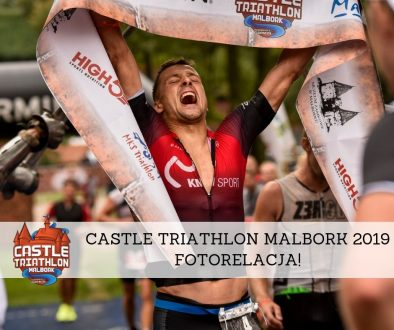 Fotorelacja z Castle Triathlon Malbork 2019